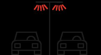 Parkeerterreinverlichting