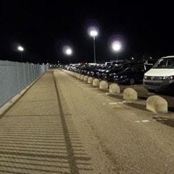 Pon Leusden LED terreinverlichting