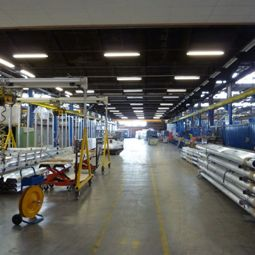 fabriekshallen verlichting