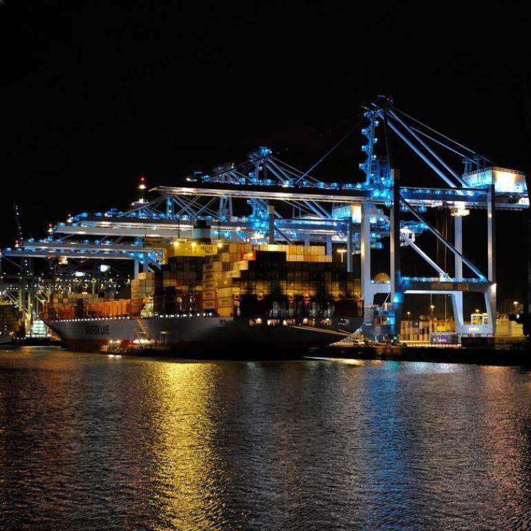 Harbor Crane Lighting Hoogwaardige Led Arn Yourlight