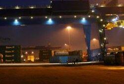 RST-Gantry-kraan licht