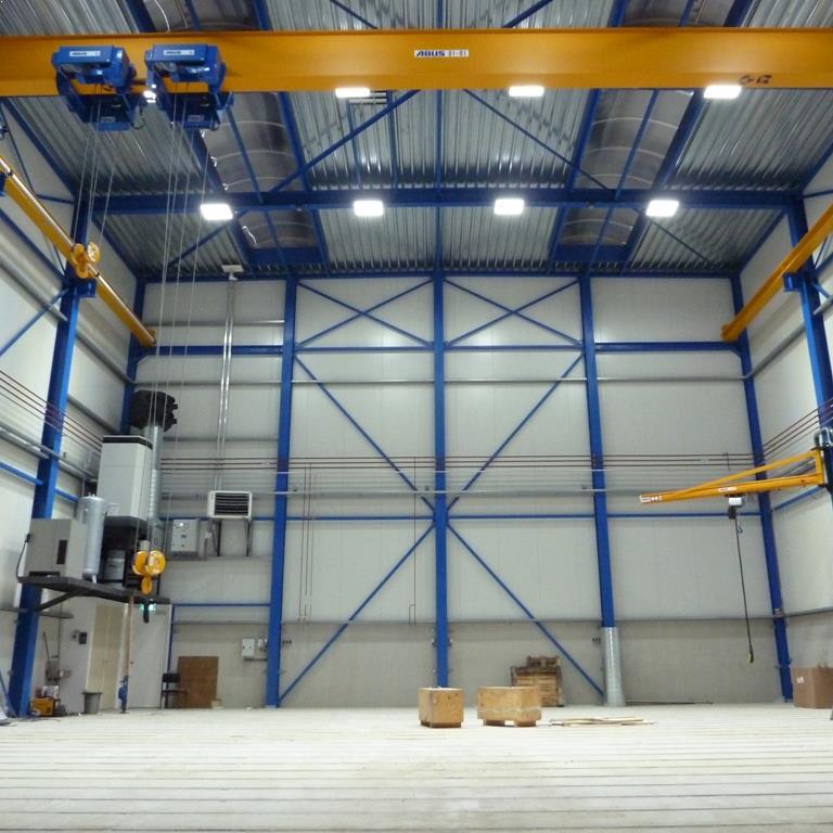 LED Bovenloopkranen verlichting armaturen voor Buijs