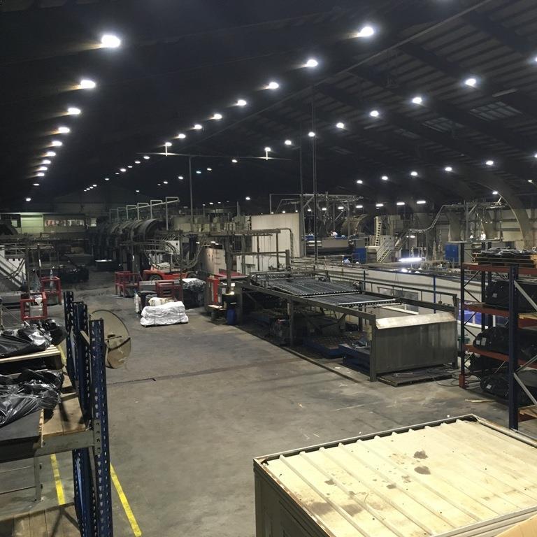 LED Speciale werkplaatsverlichting armaturen bij Ecco