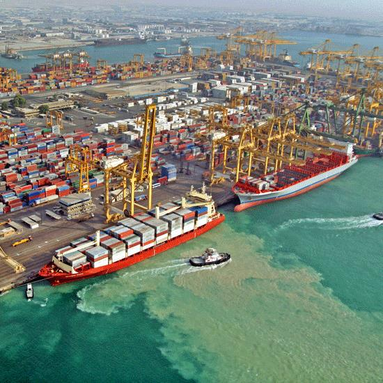 DP World Jebel Ali