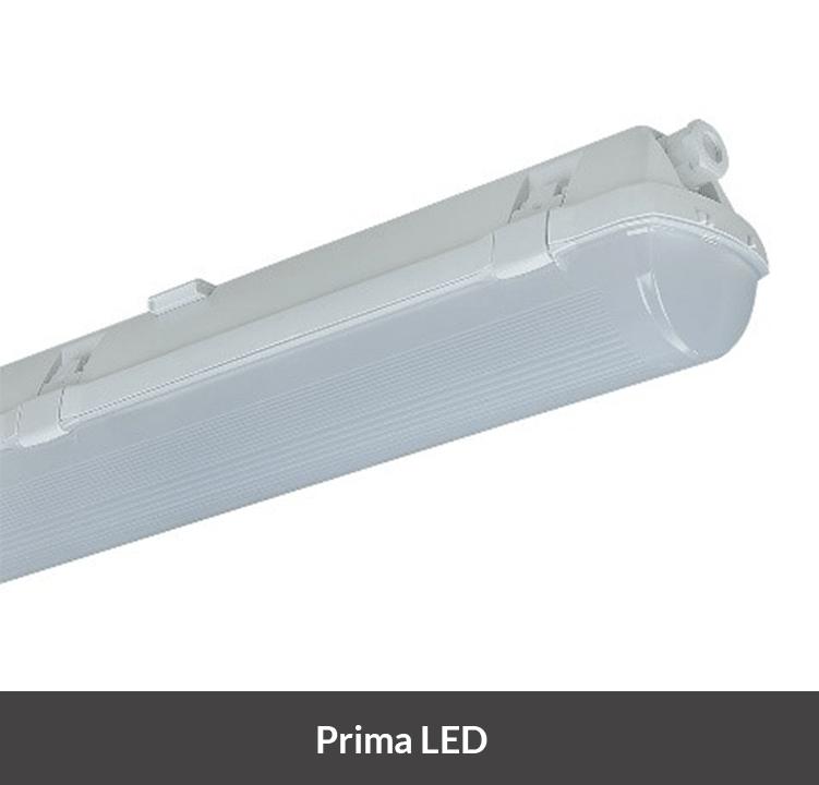Prima LED armatuur