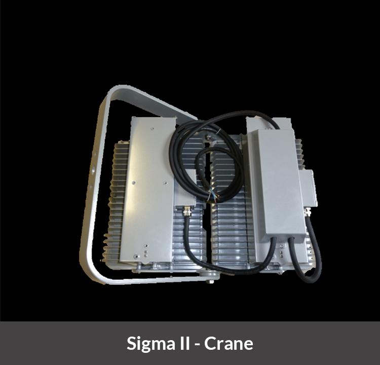 Sigma II crane