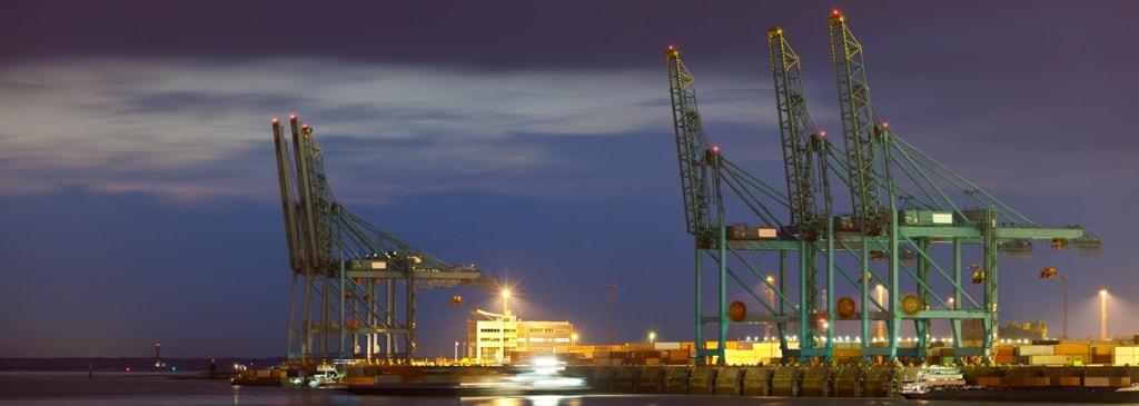 Crane Lighting Led High Quality For The