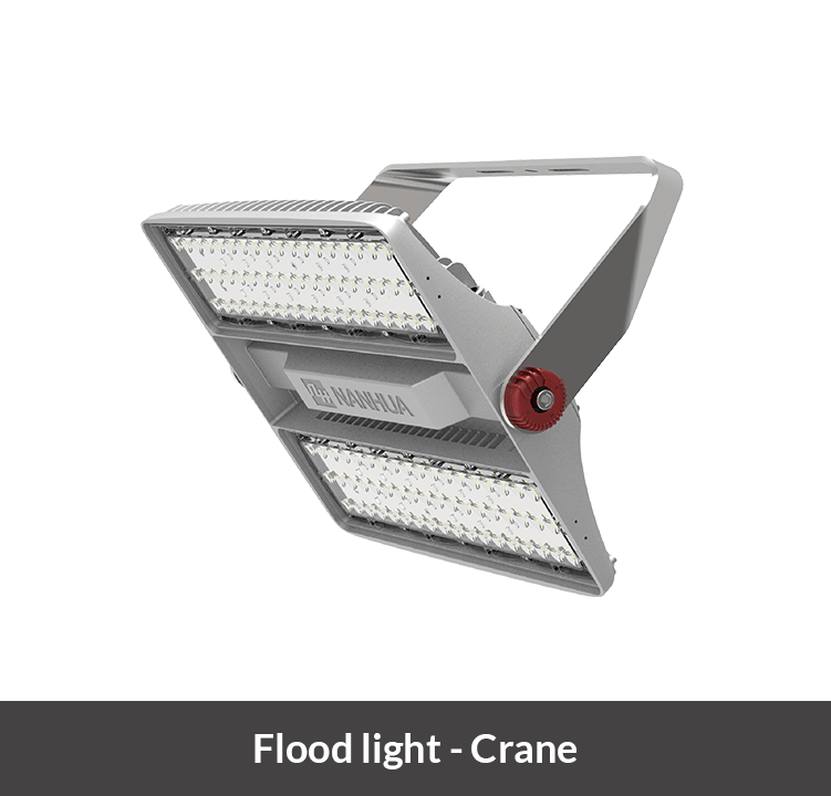 Nanhua flood light crane-min