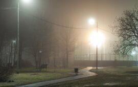 Park en stadion verlichting